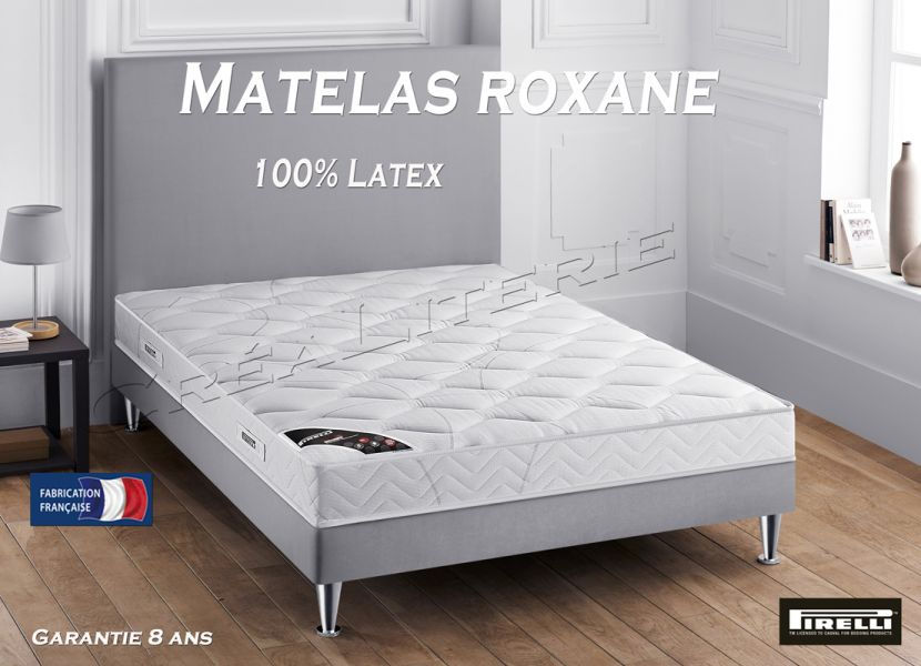 literie pirelli latex cr aliterie matelas sommiers relaxation literie de qualit fabrication. Black Bedroom Furniture Sets. Home Design Ideas