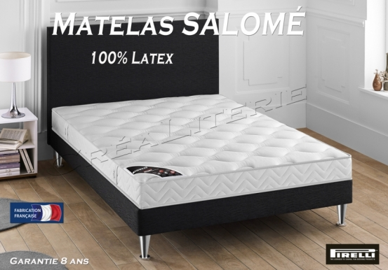 matelas pirelli salom 17 cm latex bodyzones 180 accueil. Black Bedroom Furniture Sets. Home Design Ideas