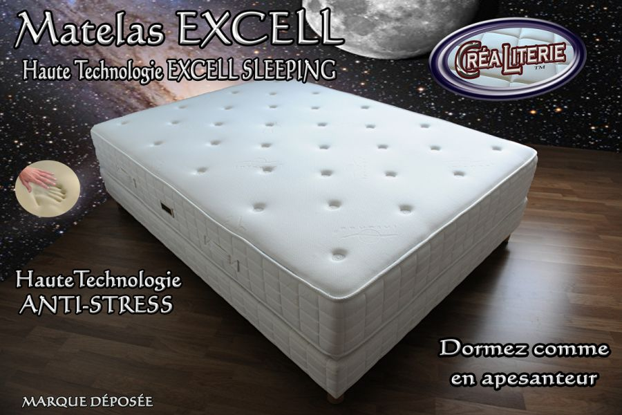 matelas tres ferme 140x190 naturalex u matelas supervisco x cm blue latex thermosoft mousse. Black Bedroom Furniture Sets. Home Design Ideas