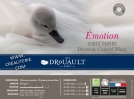 couette-drouault-emotion-270-g-m�-naturel-duvet-de-canard-blanc,-anti-acariens-proneem�-fabrication-francaise