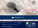 oreiller-drouault-arosa-light-naturel-duvet-oie-superieur-extra-gonflant-anti-acariens-proneem�-fabrication-francaise