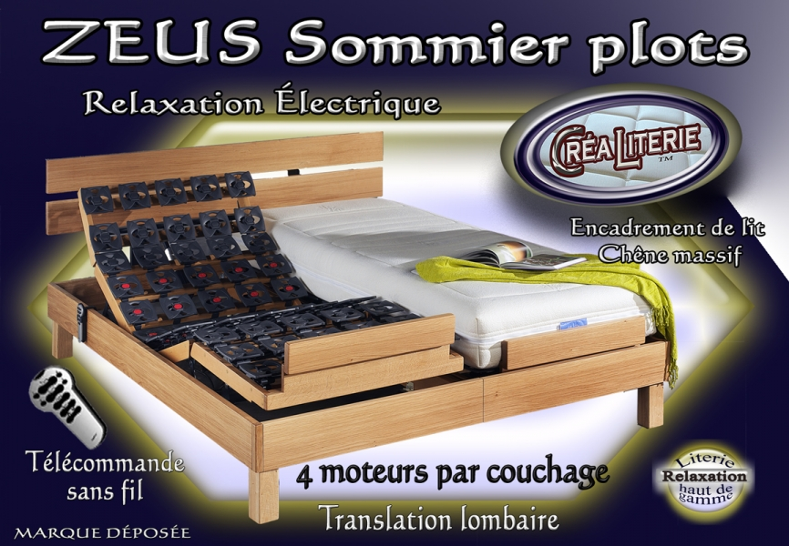 lit relaxation electrique table de lit a roulettes. Black Bedroom Furniture Sets. Home Design Ideas